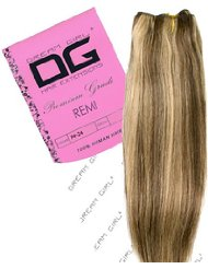 Dream Girl Remi Extensions de cheveux Couleur 4/24 46 cm