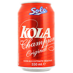 Soda Kola Champion, Trinidad 0.33cl