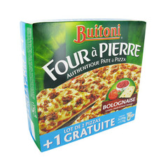Pizzas Bolognaise - Four à Pierre TOP AFFAIRE