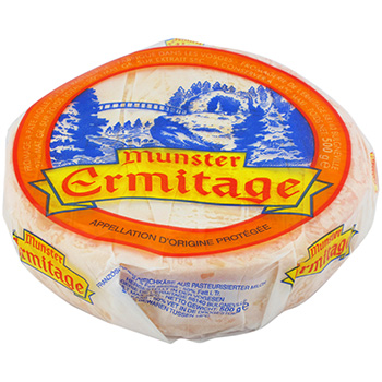 Ermitage, Munster Ermitage, le fromage de 500g