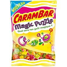 Bonbons gelifies Magic Puzzle CARAMBAR, 215g