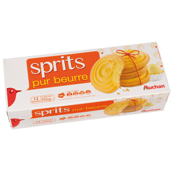"""Résultat de recherche d'images pour """"spritz biscuit lu"""""""