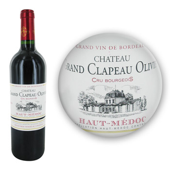 Chateau grand-clapeau-olivier 2018