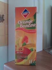 Nectar orange-banane 1l