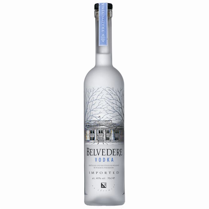Vodka, 40% vol.