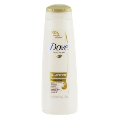 Dove shampooing oil nutrition 250ml