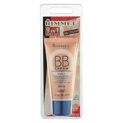 Fond de teint BB cream medium light 001 Rimmel