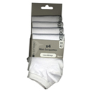 In Extenso lot de 4 paires de mini socquettes blanc t 39/42