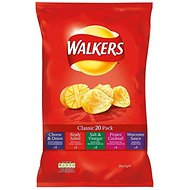 Walkers Crisps - Classic Variety (20x25g)