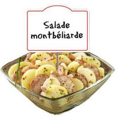 Mix Buffet, Salade Montbeliarde, au rayon traditionnel, a la coupe