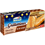 Auga biscottes grillettines ble complet 230g