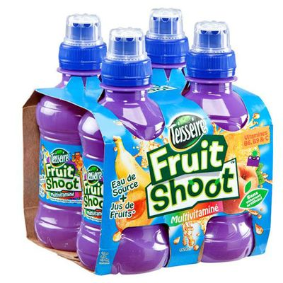 Fruit Shoot Multivitamine 4x20cl