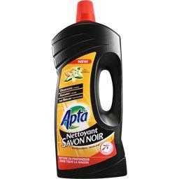 apta nettoyant menager au savon noir le flacon de 1 5 l tous les produits entretien de la. Black Bedroom Furniture Sets. Home Design Ideas