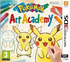 Jeu NINTENDO 3DS Pokemon Art Academy