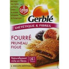 Fourres figues pruneaux CEREAL, 180g