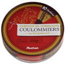 Auchan coulommiers port 350g