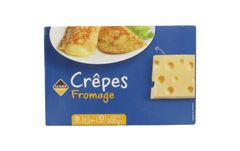 10 crêpes fromage 500g