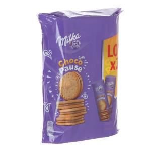 Biscuits Choco Pause Milka