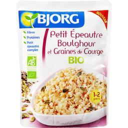Epeautre boulghour graines de courge 250g tous les - Plats cuisines sans gluten ...