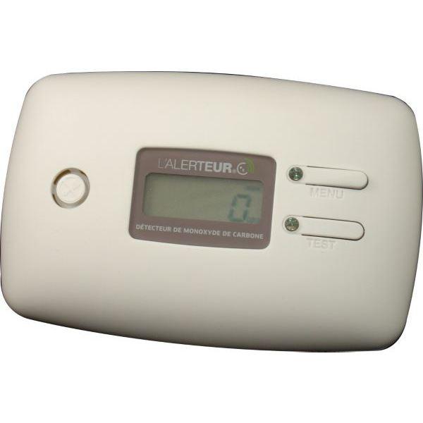 détecteur de fumée shd alerteur