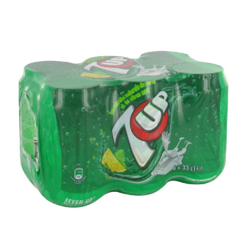 seven up 6x33cl