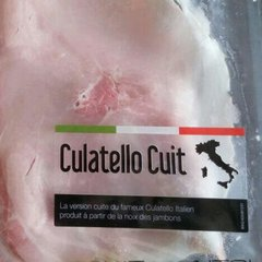 Culatello cuit