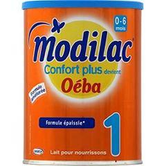 modilac oeba 1er ge 900 g tous les produits laits 1er. Black Bedroom Furniture Sets. Home Design Ideas
