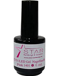 Star Naildesign & Cosmetics Gel UV/LED Vernis à ongles...