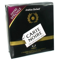 Cafe moulu arabica