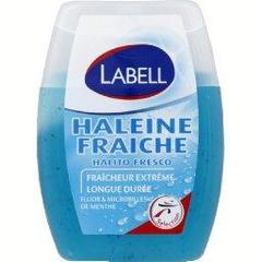 Fresh Mint - Dentifrice et solution dentaire, haleine fraiche, le flacon de 75ml