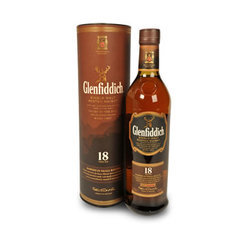 Whisky Glenfiddich ancient reserve 18 ans 70cl 40%vol
