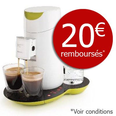 Philips, Senseo hd7870/11, la cafetiere