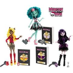 Star de cinéma Hauntlywood- Monster High- BLW92