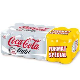 Coca Cola light 18x33cl OE