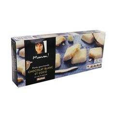 Mmm paves gourmands chocolat 144g