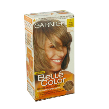 garnier belle color coloration permanente blond 04 blond cendr naturel image_1 image_2 - Belle Color Blond Cendr