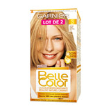 Belle color n°3 blond dore naturel x2 garnier