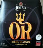 Jenlain or 8° - 6x25cl