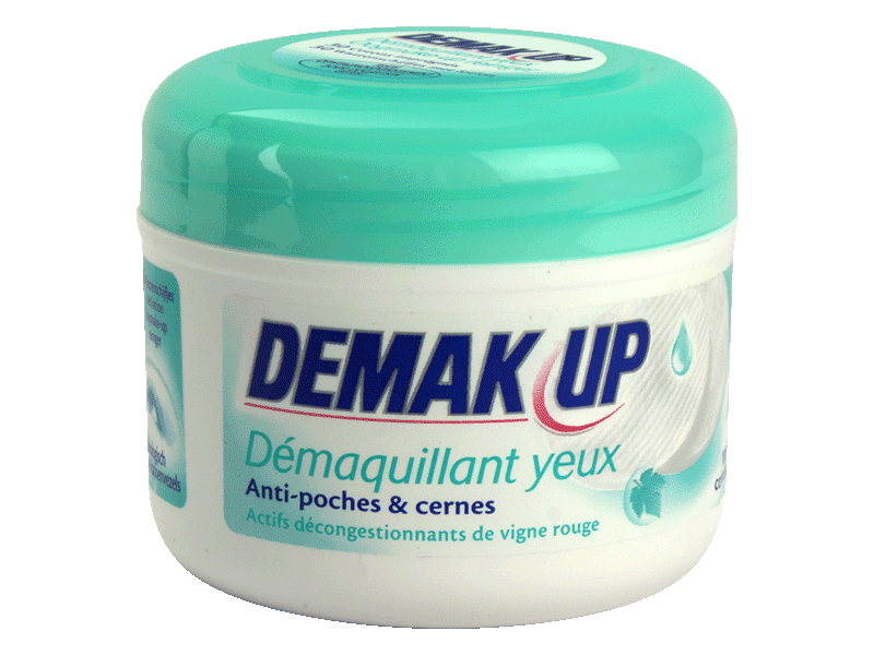 DEMAK UP Disques démaquillants - Impréng
