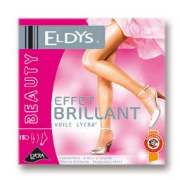 Eldys, Collant effet brillant naturel T2, l'unite