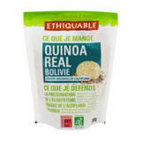 quinoa real bio de bolivie ethiquable 300g