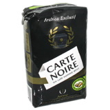 cafe arome arabica exclusif carte noire 250g