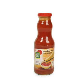 Suziwan sauce froide aigre douce 330g