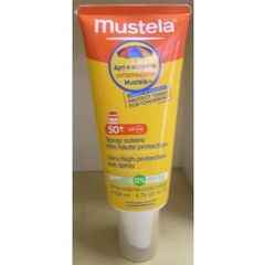Laboratoire Expanscience Mustela Spray Solaire SPF50 + Spray 200 ml