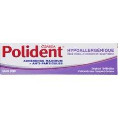 Polident creme adherence maximum hypoallergenique 40g