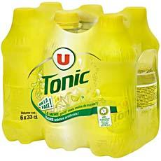 U Tonic U pack pet 6x33cl