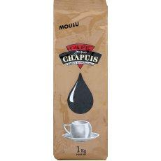 Cafe moulu Tradition CHAPUIS, 1kg