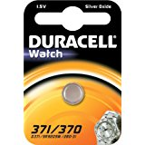 Duracell D371 Battery Watch 1.5v 370/371