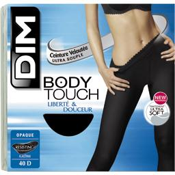 Collant opaque Body Touch DIM, taille 4, noir