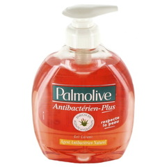 Palmolive pouss'mousse antibacterien 300ml